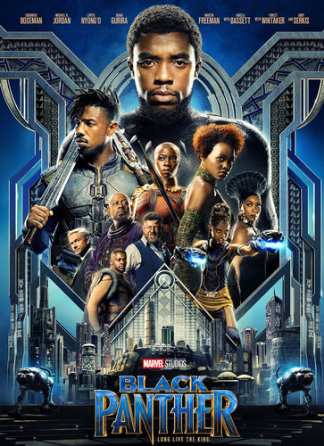 Black Panther (2018: Ports Via MA) Google Play HD code