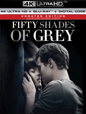 Fifty Shades of Grey (2015) iTunes 4K code