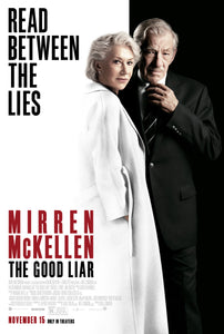 The Good Liar (2019) Vudu or Movies Anywhere SD code