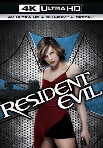 Resident Evil (2002) Vudu or Movies Anywhere 4K code