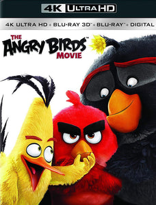 The Angry Birds Movie (2016) Vudu or Movies Anywhere 4K code