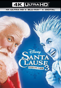 The Santa Clause 3: The Escape Clause (2006) iTunes 4K code
