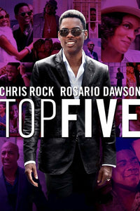 Top Five (2015) Vudu HD redemption only