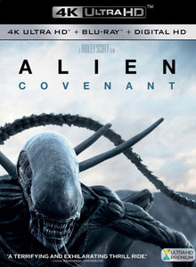Alien: Covenant (2017) iTunes 4K or Vudu / Movies Anywhere HD code