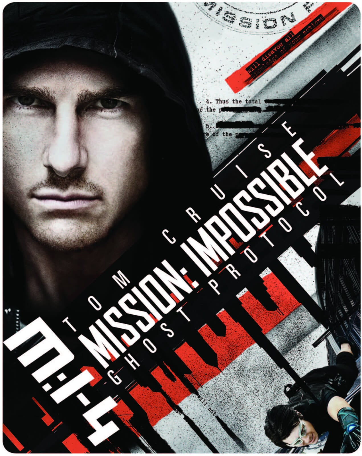 Mission Impossible Ghost Protocol (2011) Vudu HD redemption only