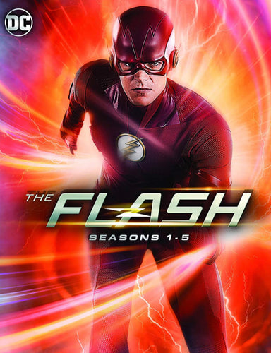 The Flash: The Complete First Through Fifth Seasons Vudu HD code
