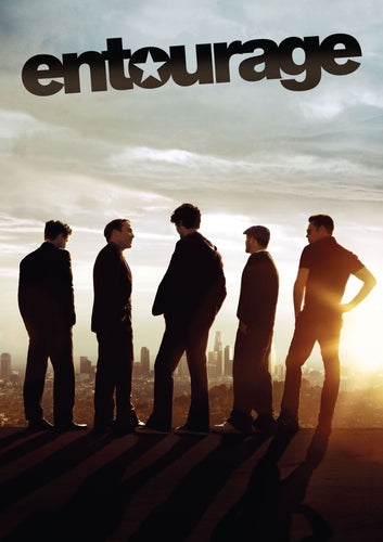 HBO's Entourage: The Complete Series Bundle (2004-2011) Google Play HD code