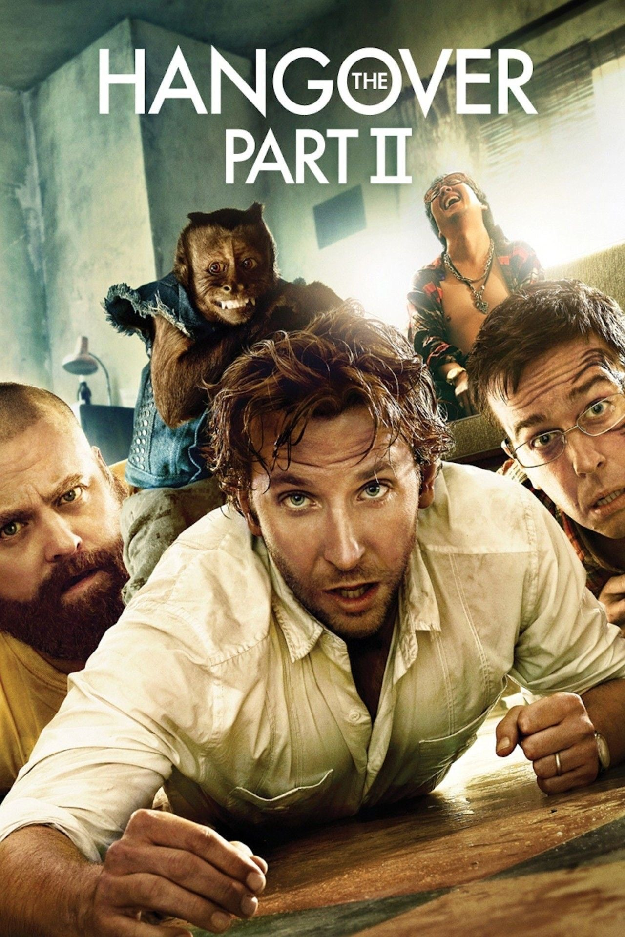 The Hangover: Part II (2011) Vudu or Movies Anywhere HD code