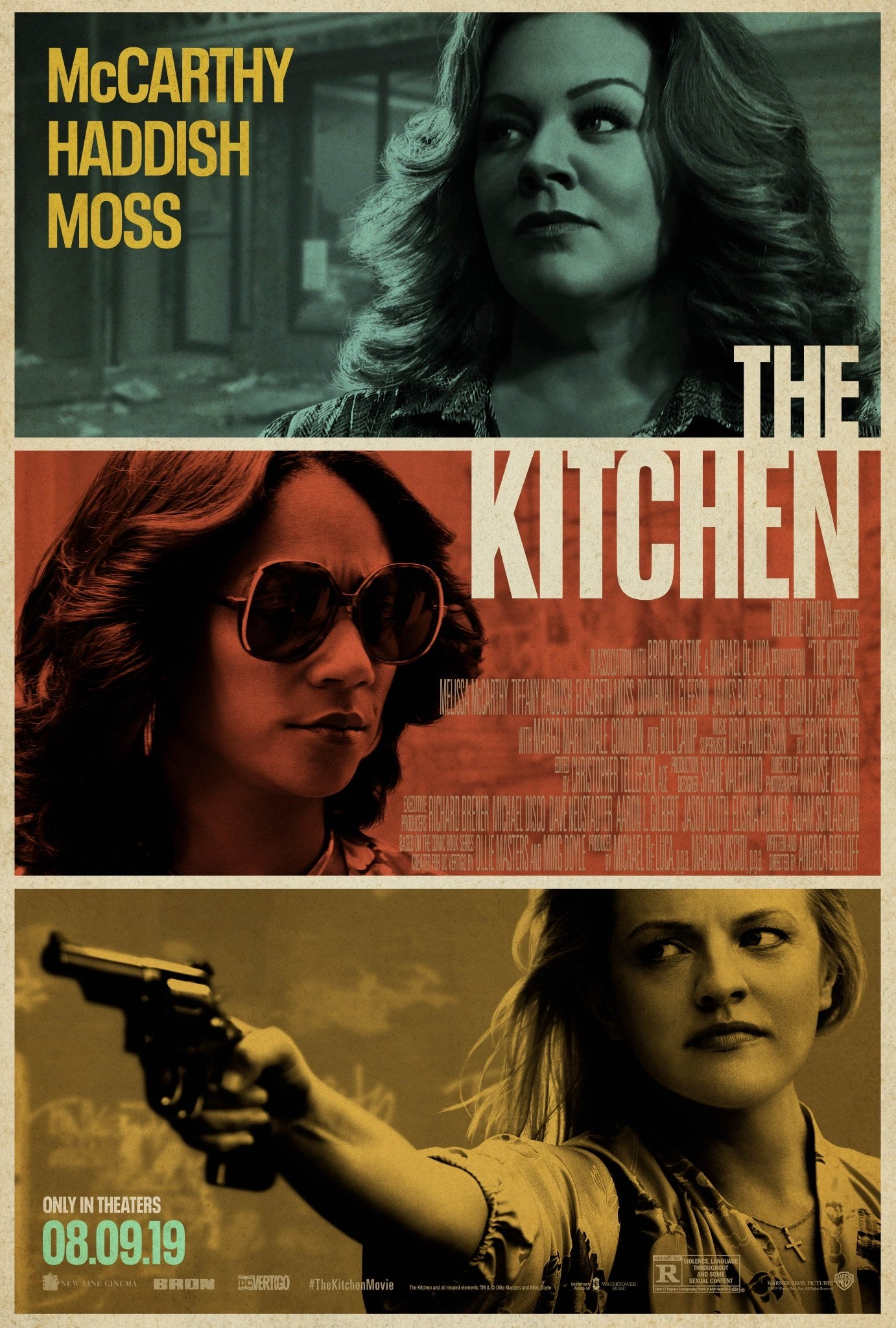 The Kitchen (2019) Vudu or Movies Anywhere SD code