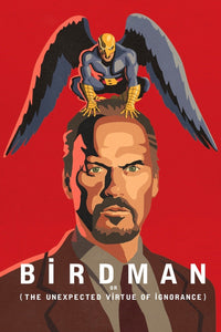Birdman [or The Unexpected Virtue of Ignorance] (2014) Vudu or Movies Anywhere HD code
