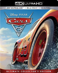 Cars 3 (2017) Vudu or Movies Anywhere 4K redemption only