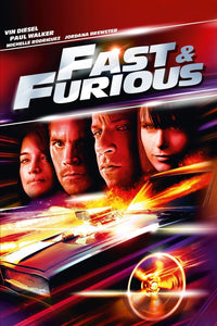 Fast & Furious (2009) Vudu or Movies Anywhere HD redemption only