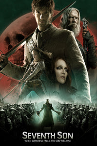 Seventh Son (2014) Vudu or Movies Anywhere HD redemption only