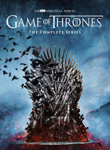 Game of Thrones The Complete Series iTunes HD redeem only