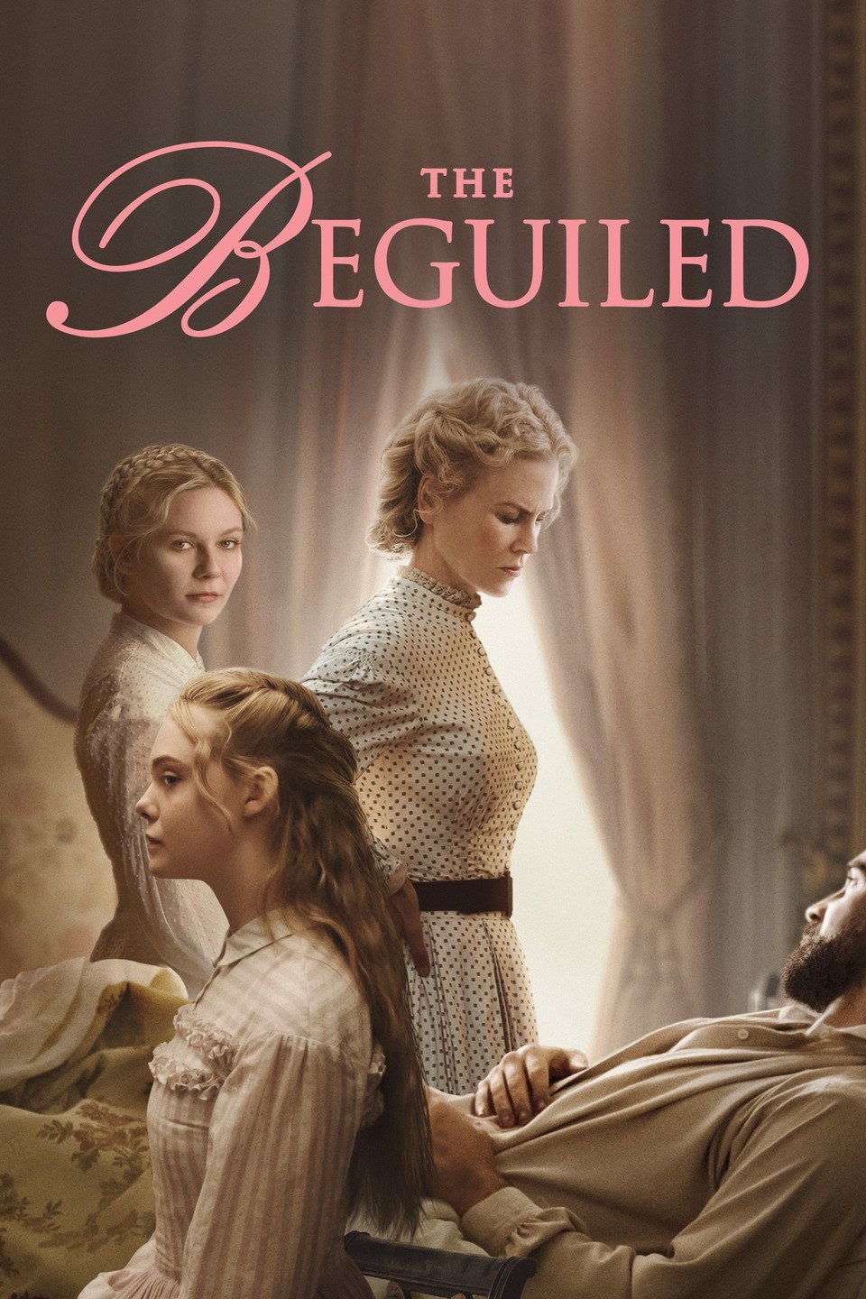The Beguiled (2017) Vudu or Movies Anywhere HD redemption only