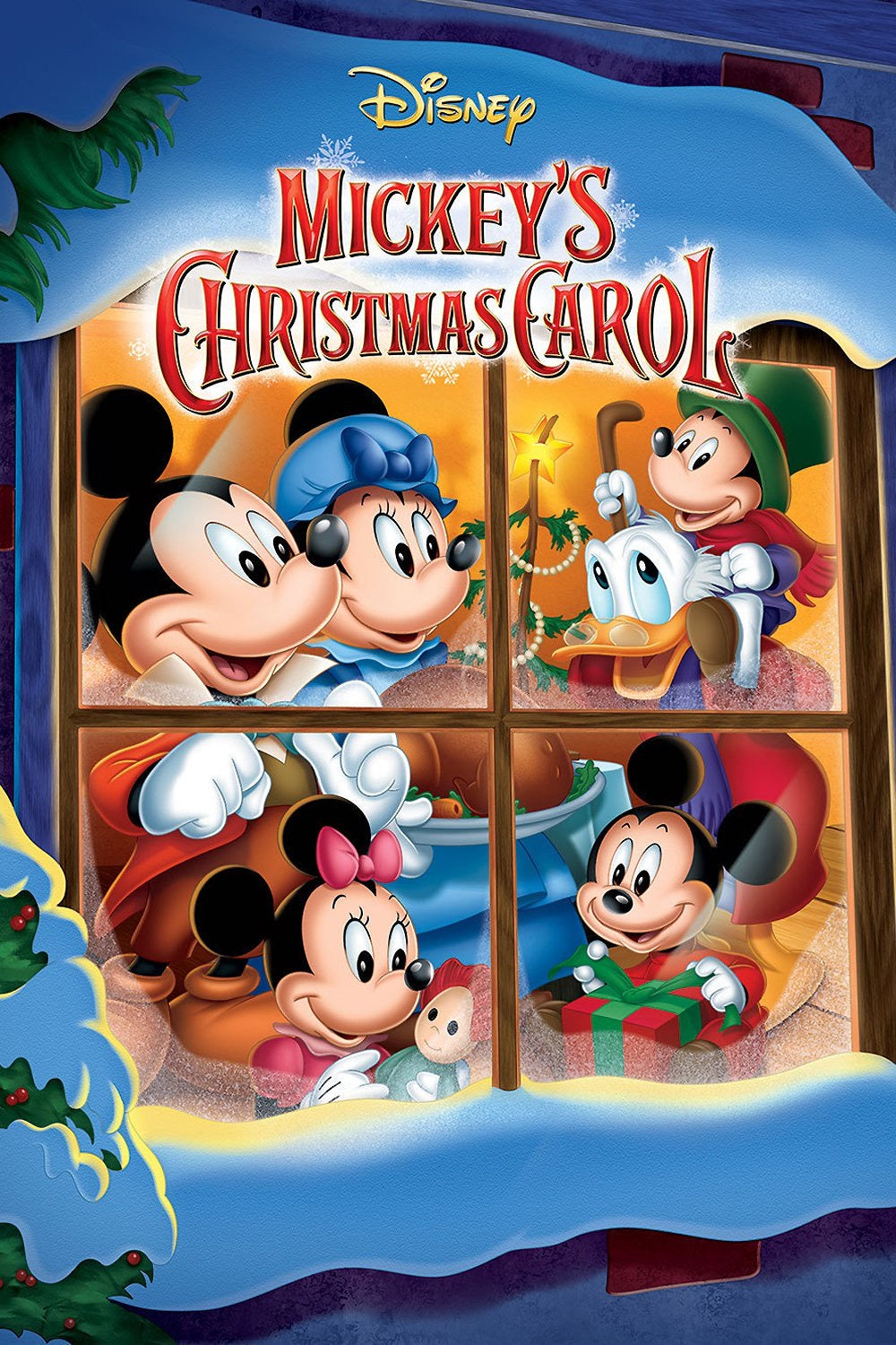 Mickey's A Christmas Carol (1983) Google Play HD code