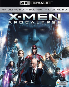 X-Men: Apocalypse (2016: Ports Via MA) iTunes 4K or Vudu / Movies Anywhere HD code