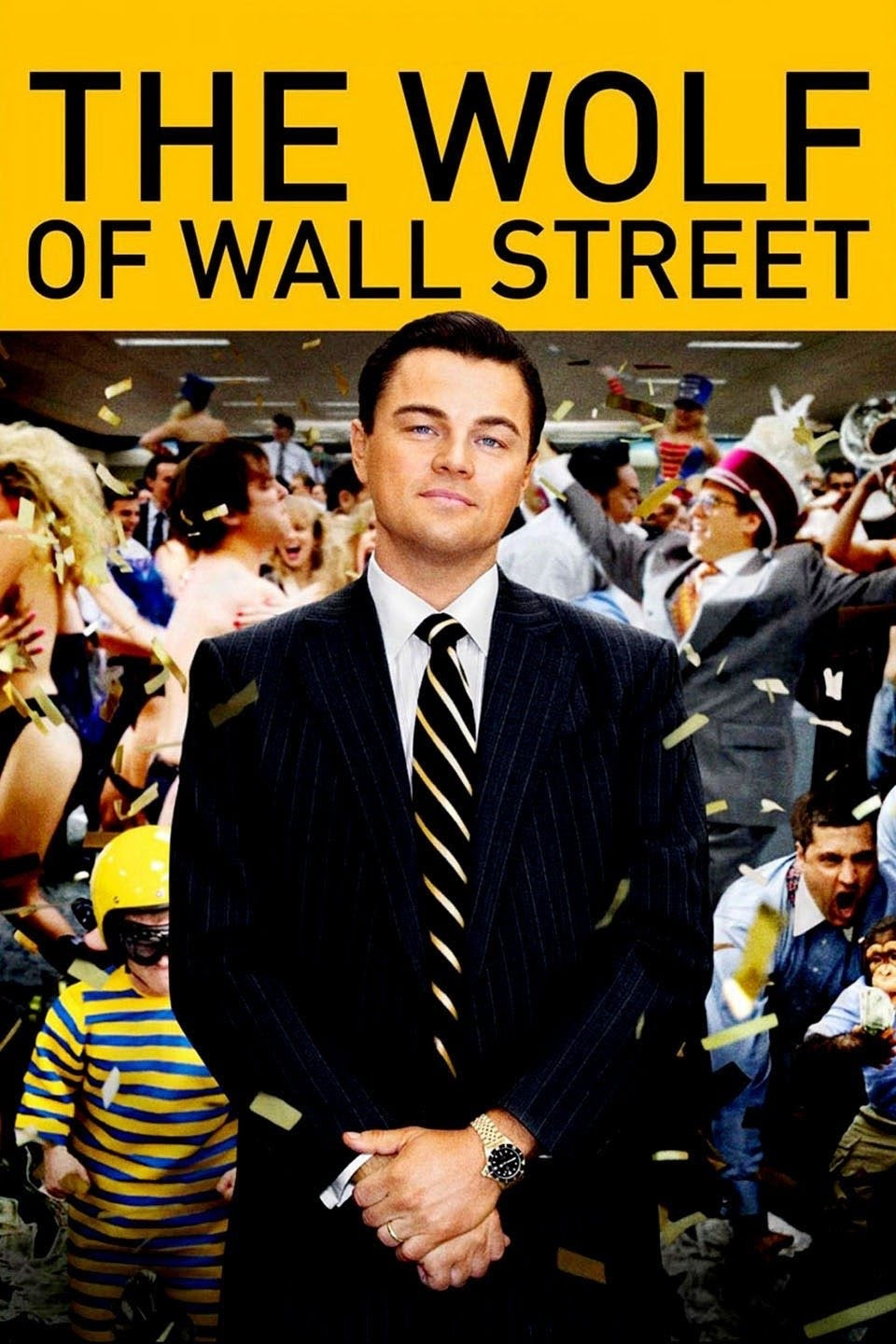The Wolf of Wall Street (2013) Vudu HD redemption only