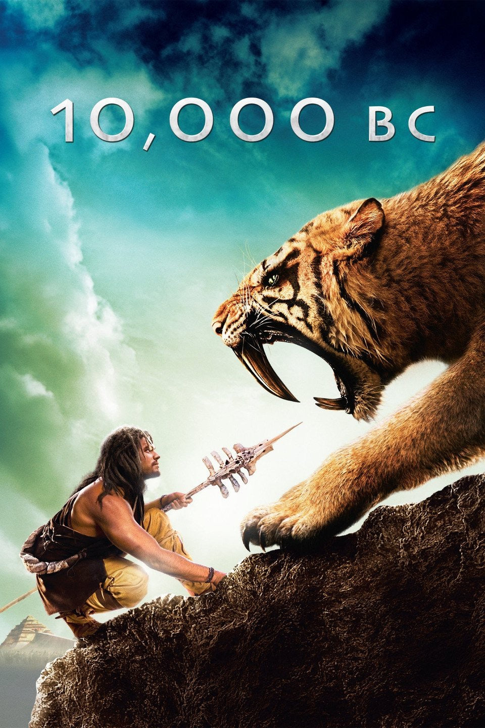 10,000 B.C. (2008) Vudu or Movies Anywhere HD code