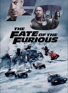 The Fate of the Furious (2017) [Theatrical Edition] Vudu or Movies Anywhere HD redemption only