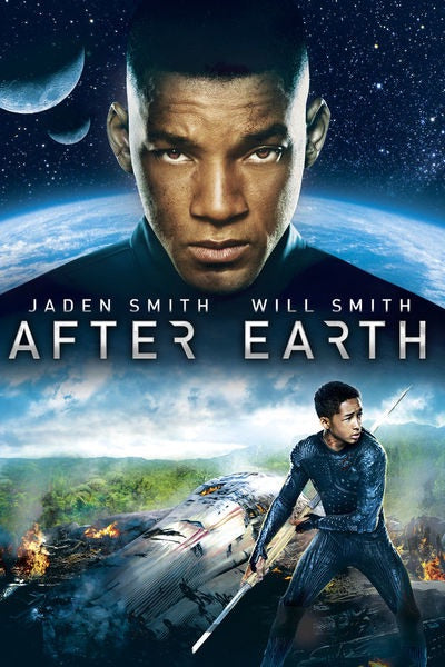 After Earth (2013) Vudu or Movies Anywhere HD code