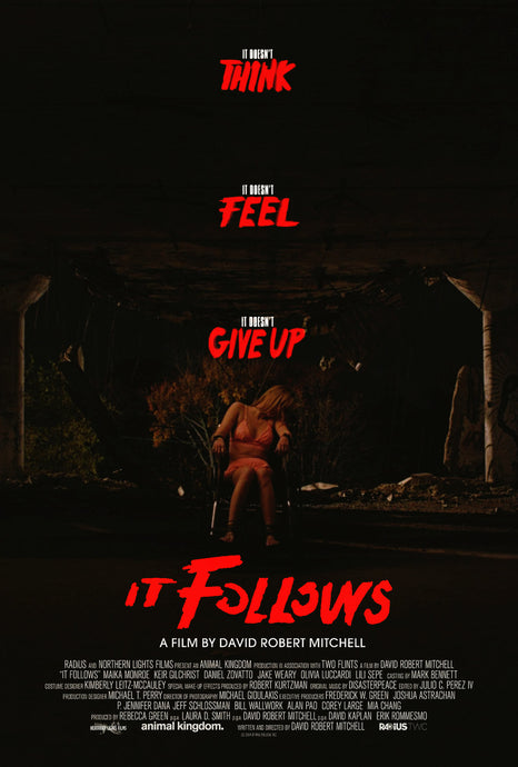 It Follows (2014) Vudu HD code