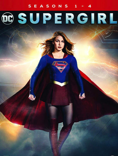 Supergirl: The Complete First Through Fourth Seasons Vudu HD code