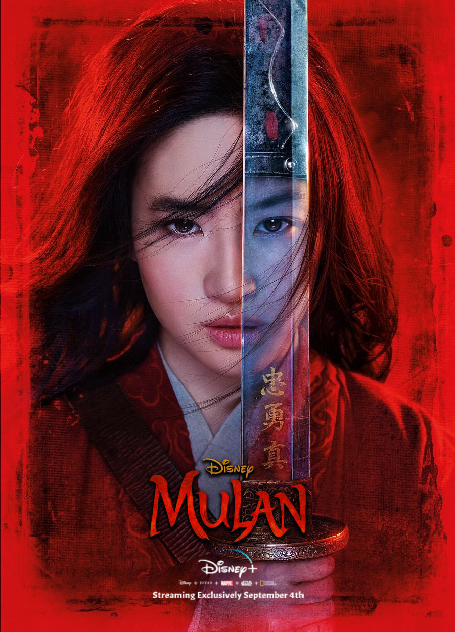 Mulan (2020) Vudu or Movies Anywhere HD redemption only
