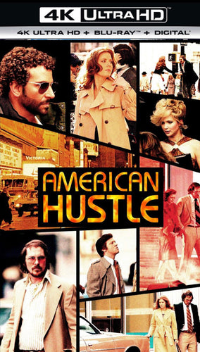 American Hustle (2013) Movies Anywhere 4K code