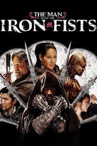 The Man with the Iron Fists (2012) iTunes HD code