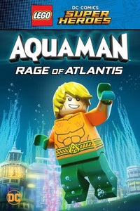 Lego Super Heroes Aquaman: Rage Of Atlantis Vudu or Movies Anywhere HD code
