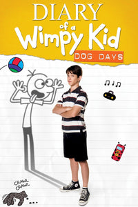 Diary of a Wimpy Kid: Dog Days Vudu or Movies Anywhere HD code
