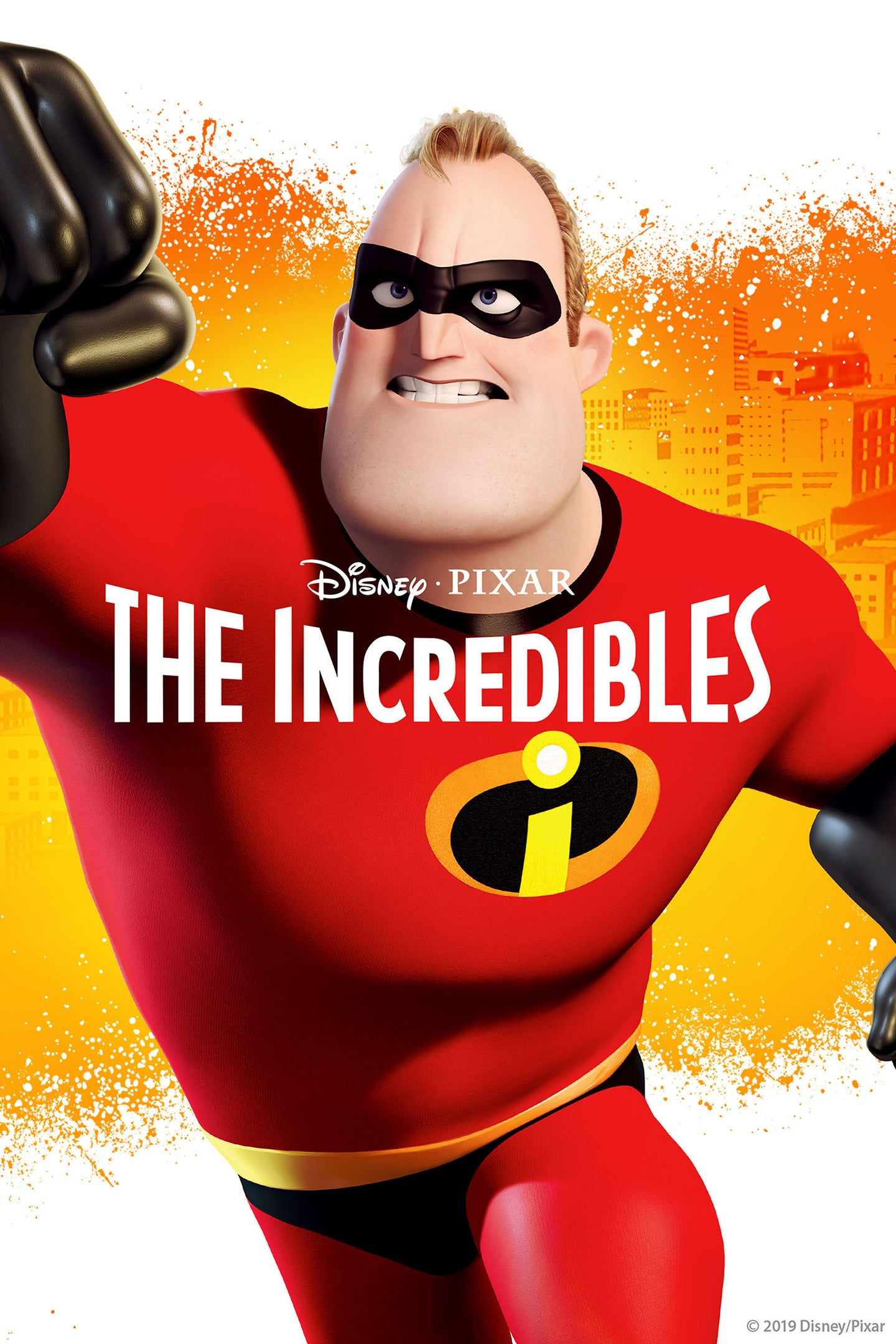 The Incredibles Vudu or Movies Anywhere HD redeem only