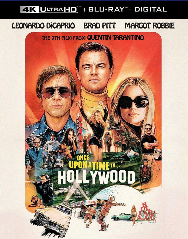 Once Upon A Time In Hollywood (2019) Vudu or Movies Anywhere 4K code