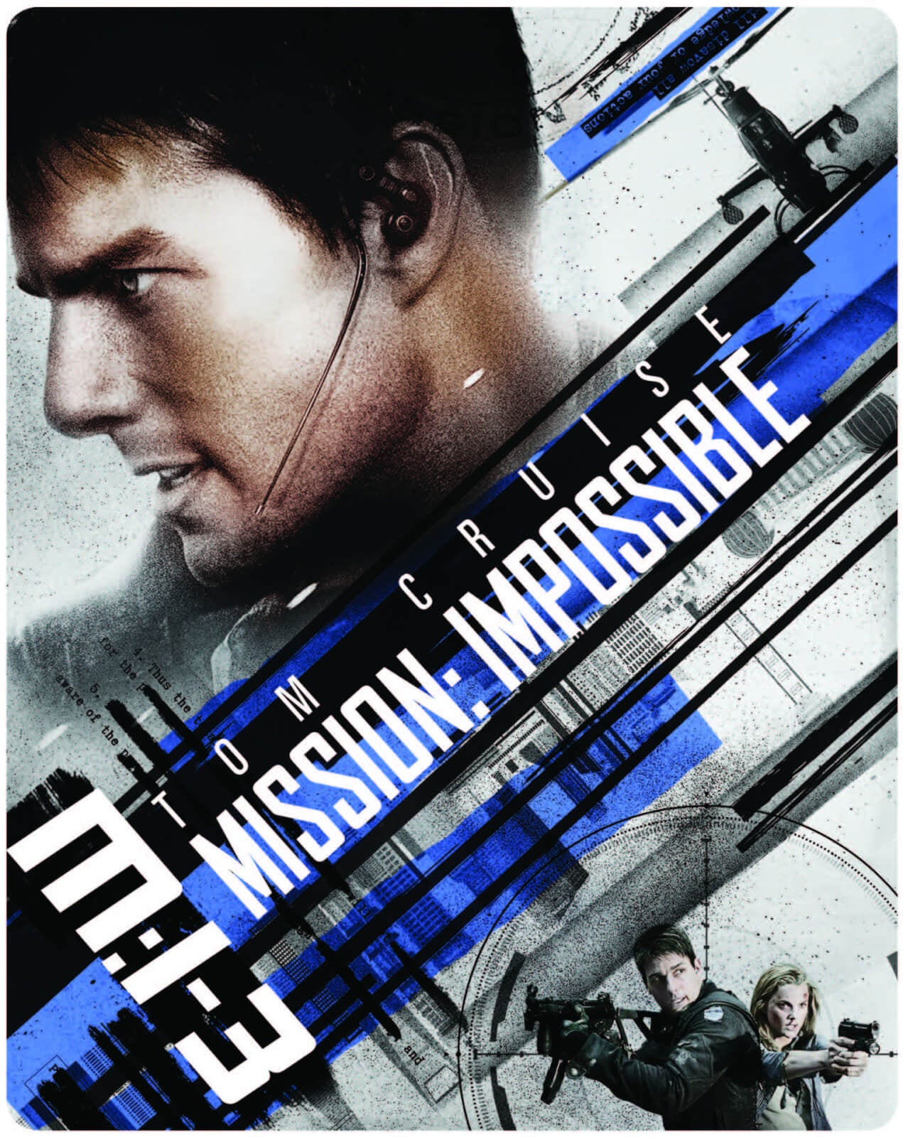 Mission Impossible 3 (2006) Vudu HD redemption only