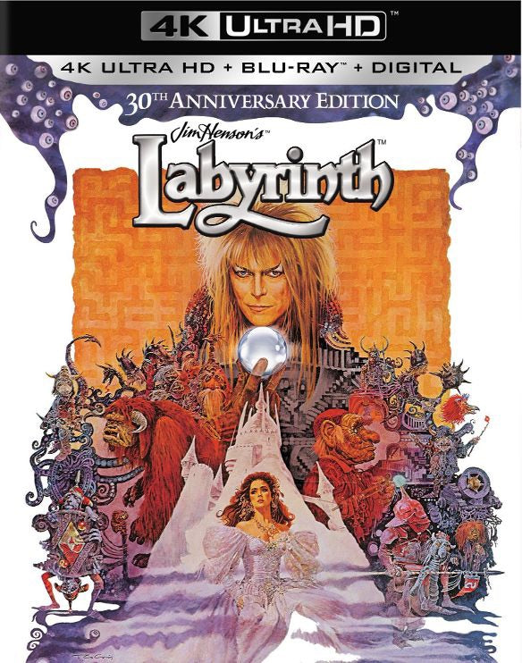 Labyrinth (1986) Movies Anywhere 4K code