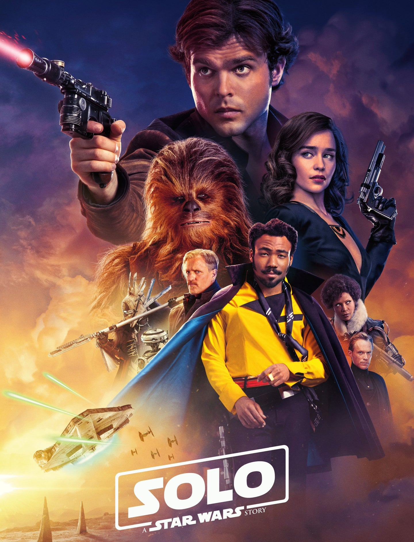 Solo: A Star Wars Story (2018) Google Play HD code