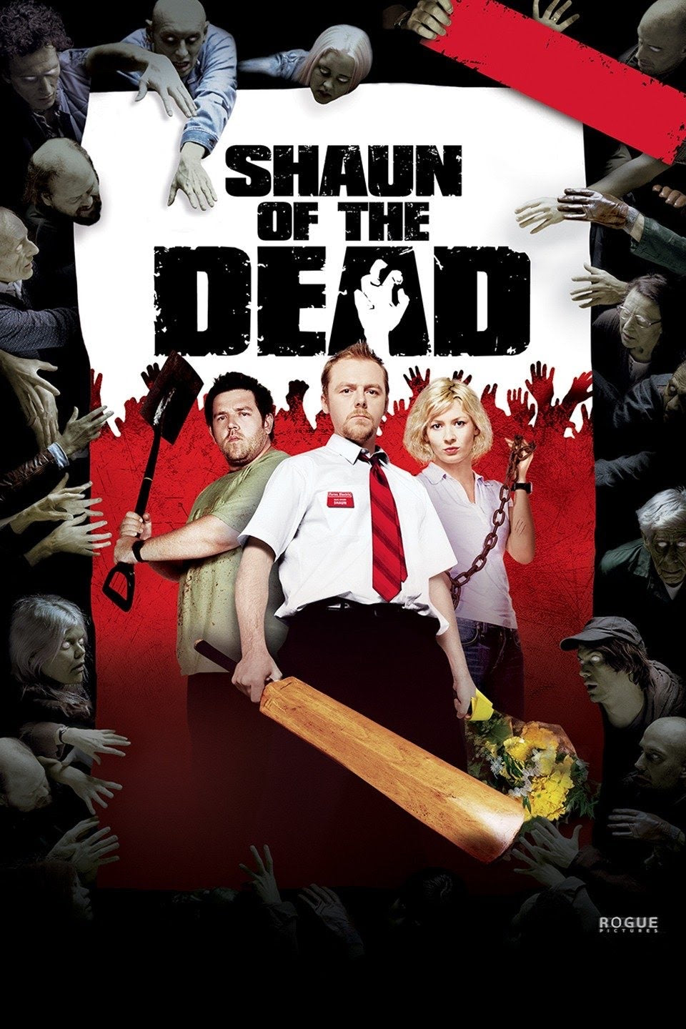 Shaun of the Dead (2004) Vudu or Movies Anywhere HD redemption only