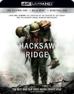 Hacksaw Ridge (2016) iTunes 4K redemption only