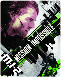 Mission Impossible 2 (2000) Vudu HD redemption only
