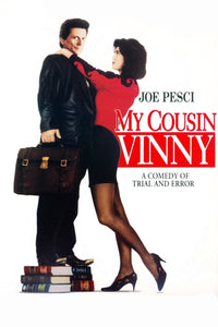 My Cousin Vinny Vudu or Movies Anywhere HD code