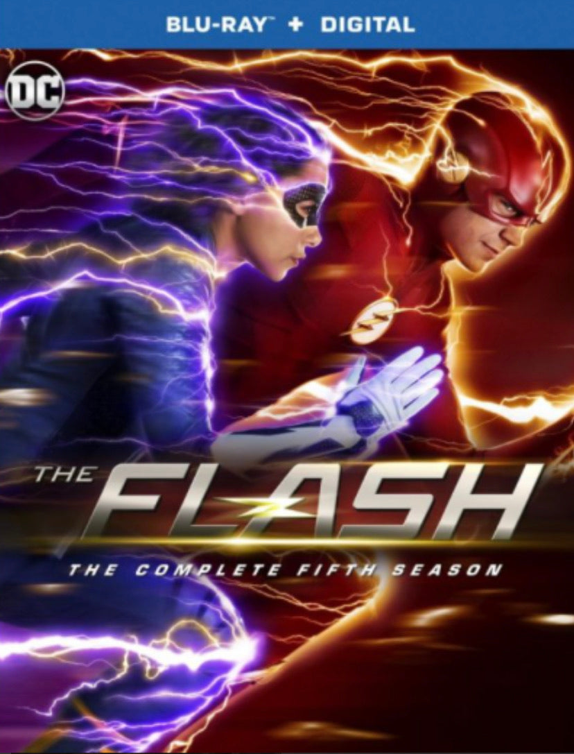 The Flash: The Complete Fifth Season (2018-2019) Vudu HD code