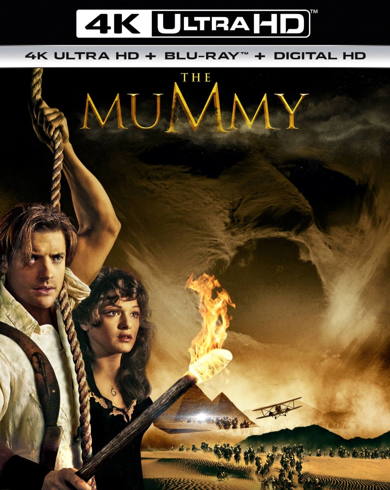 The Mummy (1999) Vudu or Movies Anywhere 4K redemption only