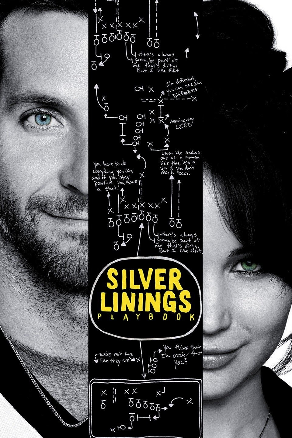 Silver Linings Playbook (2012) Vudu HD code