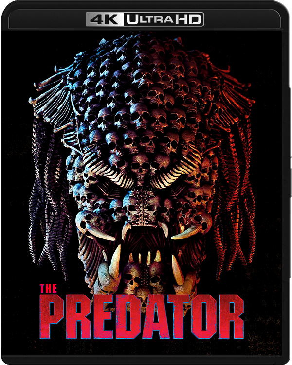 The Predator (2018) Vudu or Movies Anywhere 4K code