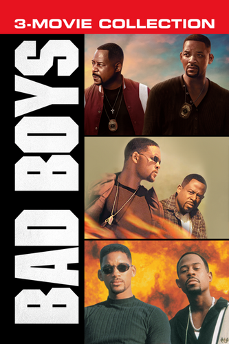 Bad Boys Trilogy Vudu or Movies Anywhere HD code