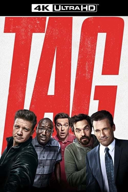 Tag (2018) Movies Anywhere 4K code