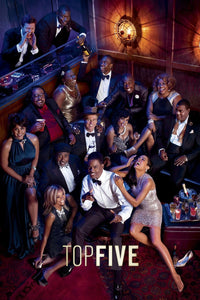 Top Five (2015) iTunes HD redemption only