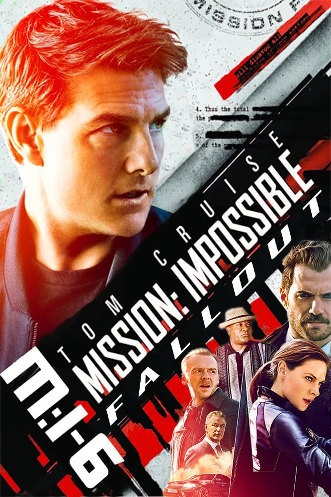 Mission Impossible Fallout (2018) Vudu HD redemption only