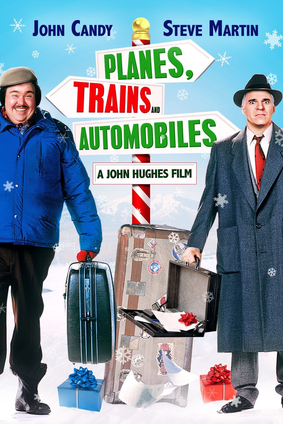 Planes, Trains And Automobiles (1987) Vudu HD redemption only